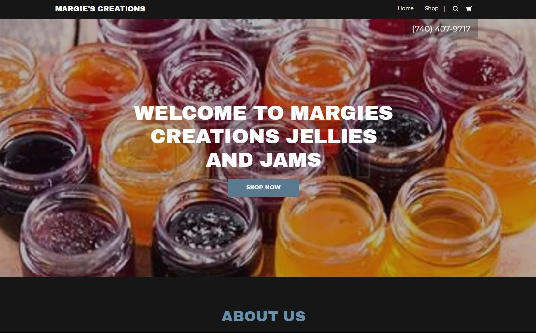 Margies Home Page