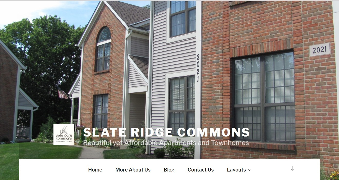 Slate Ridge Home Page